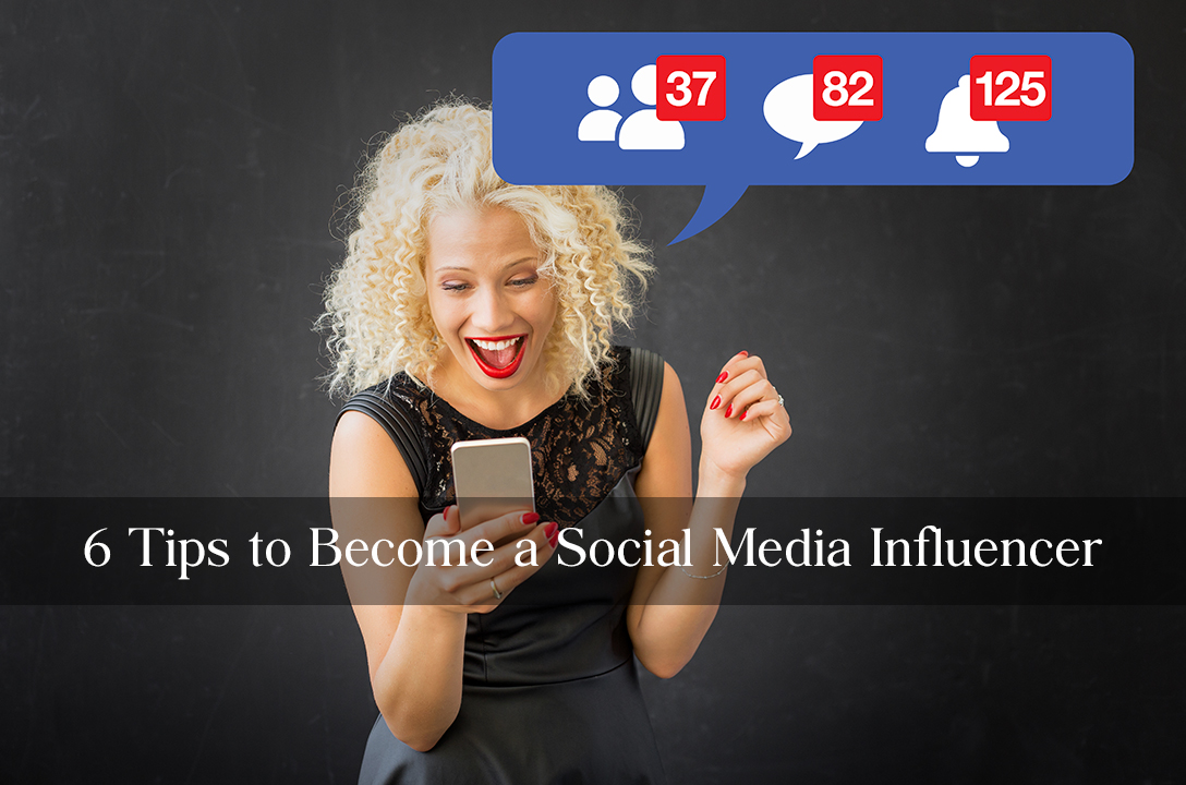 Become a Social Media Influencer